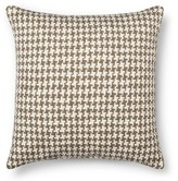 Threshold Throw Pillow Houndstooth Neutral Oversized