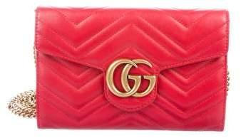 d240d50ca8fc Red Gucci Chain Bag - ShopStyle
