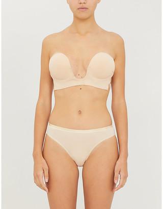 Magic Body Fashion magic bodyfashion Luve adhesive stretch-jersey bra