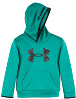 Under Armour Boys 2-7 Solid Hoodie