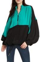 Free People Women's Colorblock Jacket