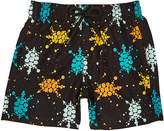 Vilebrequin Turtle-Print Swim Trunks