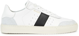 Axel Arigato Dunk V2 White Leather Sneakers