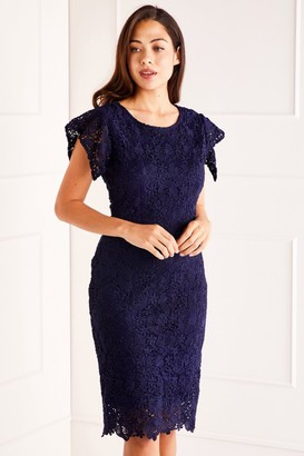 Yumi Lace Bodycon Dress