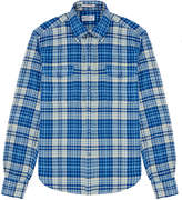 Gant Bluejay Winter Twill Check Shirt