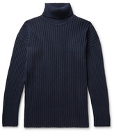 Our Legacy - Ribbed Wool Rollneck Sweater