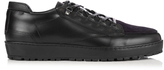 WANT Les Essentiels Hopkins low-top lugged-sole leather trainers