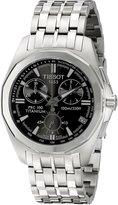 Tissot Men's Prc 100 Chronograph Watch Black T0084174406100