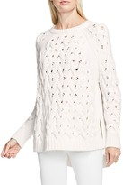 Vince Camuto Chunky Cable Knit Sweater