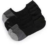 Calvin Klein Men's 3-Pack No-Show Socks