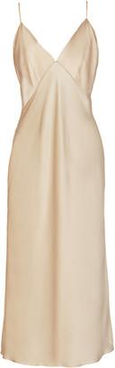 Olivia von Halle Issa Silk Dress