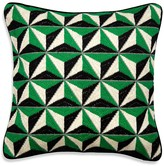 Jonathan Adler Bargello Diamond Stud Pillow, 22 x 22