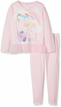 My Little Pony Girl's Sleeping Ponies Pyjama Sets