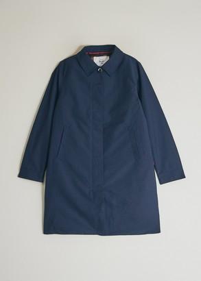 Herschel Women's W Mac Ins in Poly Cttn Peacoat Jacket, Size Small