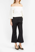 Ellery Wasp Flared Trousers
