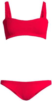 Hunza G Aneski Nile 2-Piece Bikini Set
