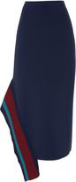 Tibi Jacquard Sweater Skirt