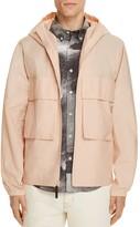 Saturdays NYC Travis Hooded Windbreaker Jacket
