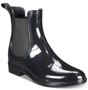 INC International Concepts Inc Women's Raelynn Rain Boots, Created for Macy's Women's Shoes