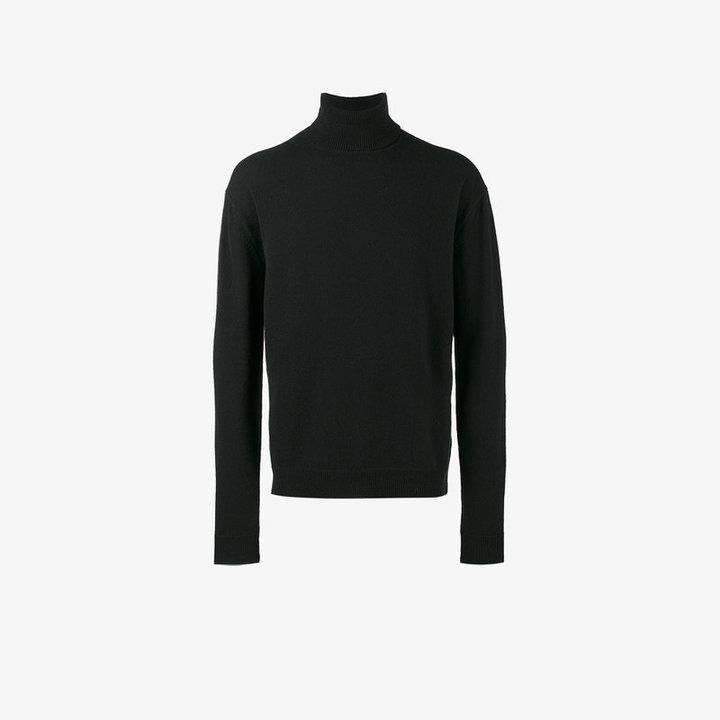 Haider Ackermann Invidia turtle neck sweater