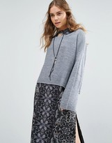 Free People Ever Cozy Sweatshirt