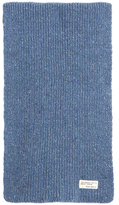 Nudie Jeans Nicholson Blue Recycled Denim Scarf