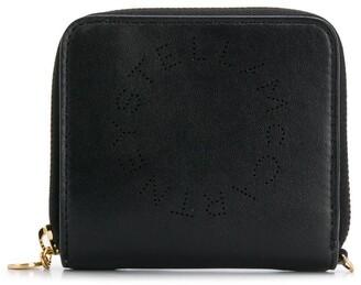 Stella McCartney Stella Logo zipped wallet