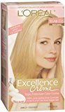 L'Oreal Exc H/C Nat Bld #9.5nb R Size 1ct Excellence Creme Hair Color Lightest Natural Blonde #9.5nb