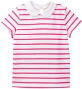 Kate Spade jess stripe collared top (Toddler & Little Girls)