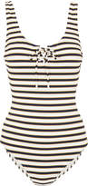 Whistles Stripe San Diego Swimsuit