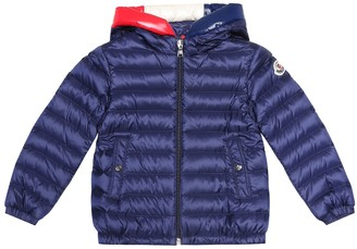 Moncler Enfant Sureau hooded down puffer jacket