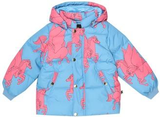 Mini Rodini Pegasus puffer jacket