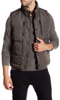 Rogue Sleeveless Snap Button Vest