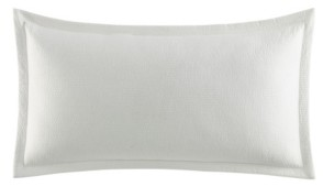 Nautica Whitaker Channel Quilted Lumbar Pillow Bedding