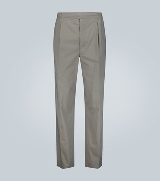 Lemaire Regular-fit drawstring pants