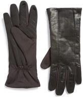 URBAN RESEARCH U R Leather Tech Gloves