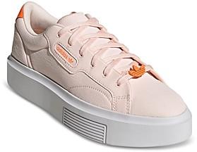 adidas Women's Sleek Super Lace Up Sneakers