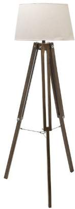 Large Vintage Tripod Floor Lamp - Antique Style Perfect for All Living Rooms & Bedrooms - Superb Quality