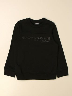 Diesel Sweater With Logo
