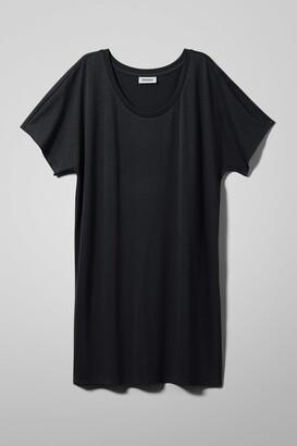 Weekday Tiril Dress - Blue