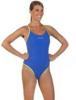 Head Liquid Power Tropic Lady One Piece Swimsuit, TQ