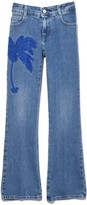 Stella McCartney The Skinny Kick Denim Jean in Blue