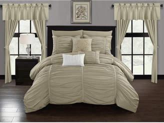 Chic Home Avila 20-Pc King Comforter Set Bedding