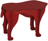 Ibride Mobilier De Compagnie - Sultan Dog Stool - Red