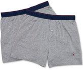 Polo Ralph Lauren Men's Supreme Comfort Boxer Briefs 2-Pack
