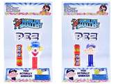 Super Impulse Worlds Smallest Pez 2pc