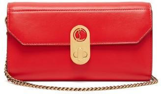 Christian Louboutin Elisa Leather Belt Bag - Red
