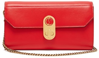 Christian Louboutin Elisa Leather Belt Bag - Womens - Red