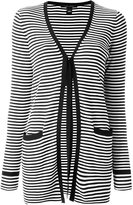 Marc Jacobs striped long cardigan
