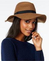 Calvin Klein Logo Patch Panama Hat